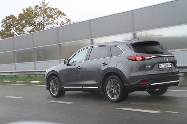 Настоящий кинг-сайз: обзор обновленной Mazda CX-9 1