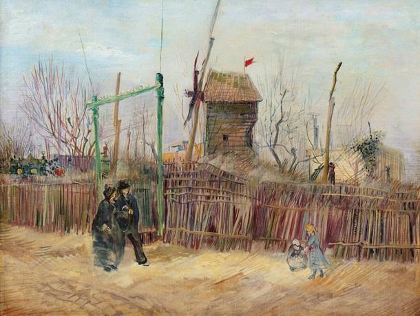 Картину Ван Гога 1887 года впервые покажут публике 1