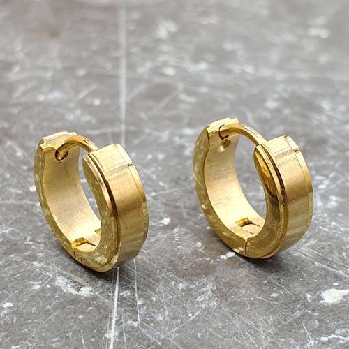 Серьги кольца конго